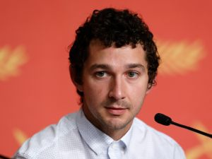"CANNES, FRANCE - MAY 15: Actor Shia LaBeouf attends the ""American Honey"" press conference during the 69th annual Cannes Film Festival at the Palais des Festivals on May 15, 2016 in Cannes, France. (Photo by"
