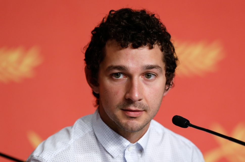 Shia LaBeouf's Recent Arrests Result in Admitting Addiction Issues
