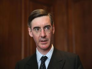 Jacob Rees-Mogg.