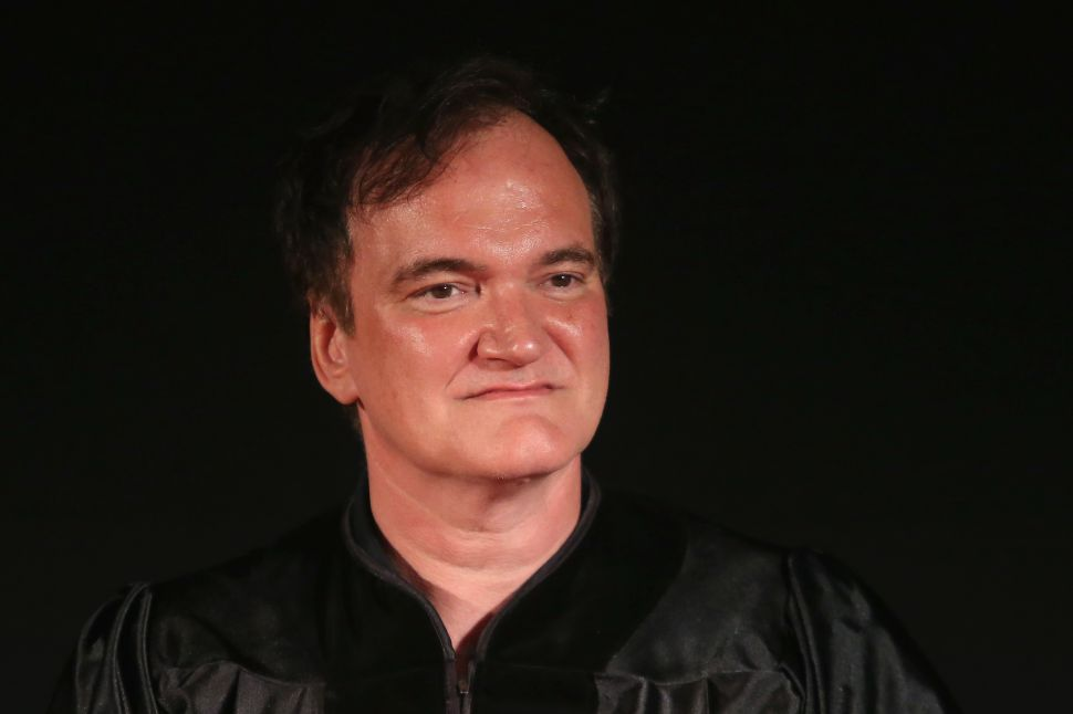 Tarantino Enters Unfamiliar Territory With Film About Manson Family Murders