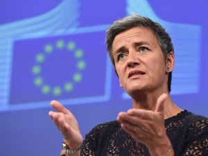 European Union Commissioner for Competition Margrethe Vestager has followed an antitrust enforcement strategy pioneered in the U.S.