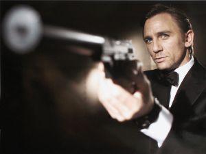 James Bond Daniel Crag