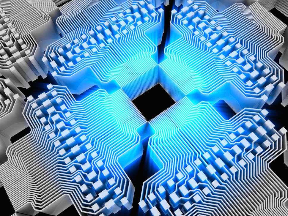 Computers Are on the Verge of a Quantum Leap