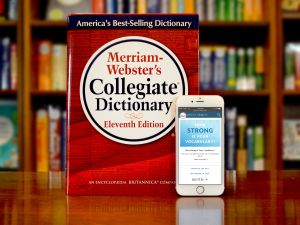 Merriam-Webster Doctor Who