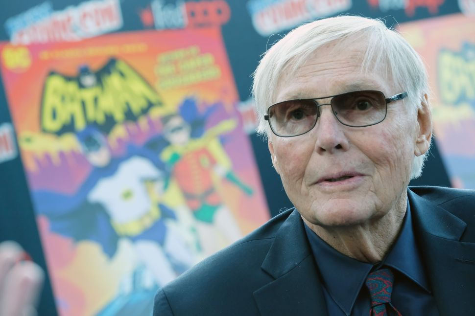 'Family Guy' Pays Touching and Hilarious Tribute to Adam West