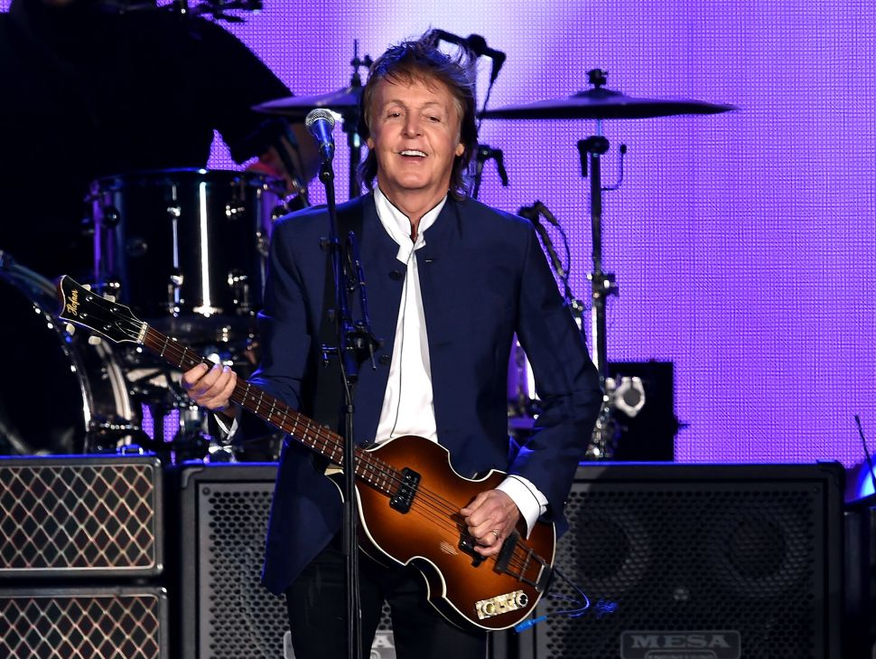 Paul McCartney Wrote a Donald Trump Song, and We Really Want to Hear It