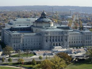 The Library of Congress is in Washington, D.C.