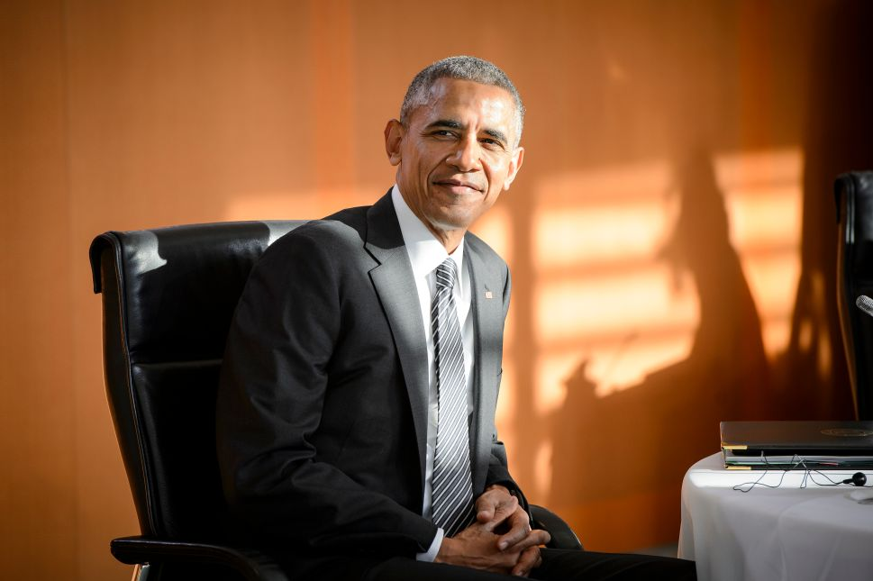 In Democratic Party, Obama Still Reigns as King of Trump Resistance