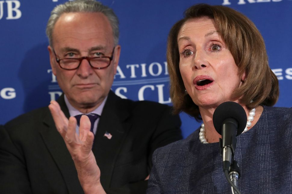 Democratic Party's Message: 'Have You Seen the Other Guys?'