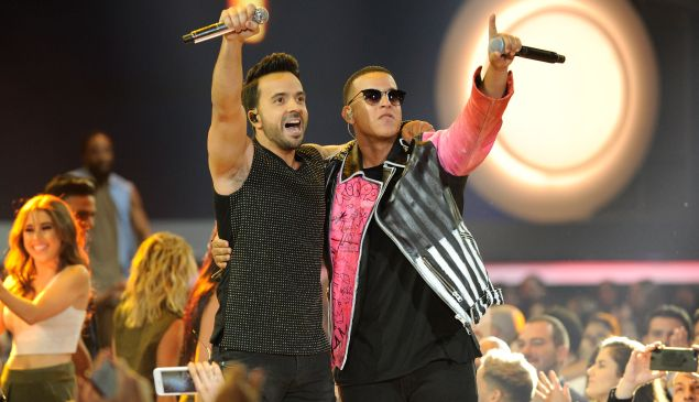 Despacito Most Streamed Song All Time