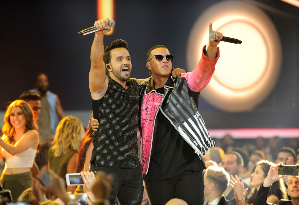 'Despacito' Becomes Most Streamed Song of All Time