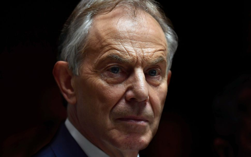Tony Blair and His European Union Loyalists Should Move to Belgium