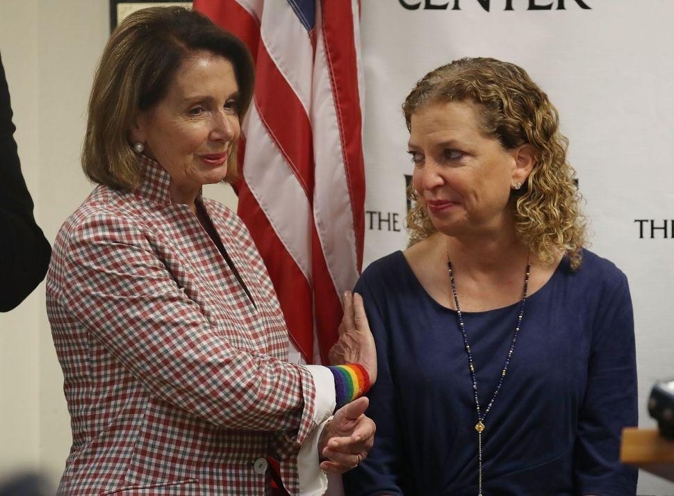Dems Help Debbie Wasserman Schultz Exploit Trump Resistance to Fix Corrupt Image