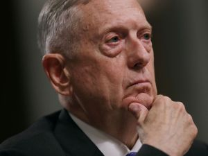 How 17 year old Teddy Fischer managed to interview James Mattis for his school newspaper.