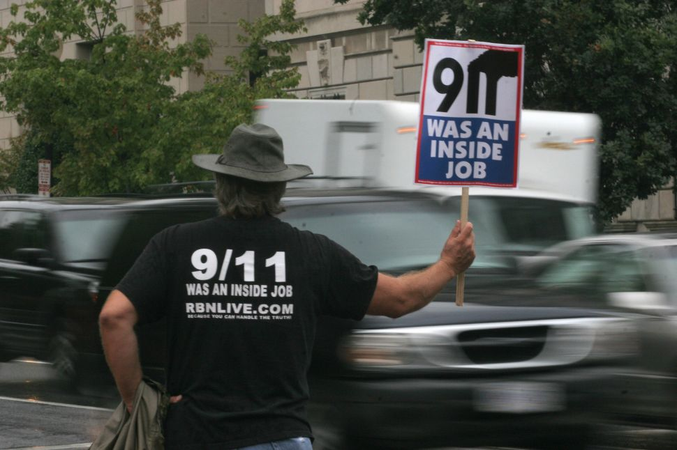 NYU Professor Uses Tenure to Advance 9/11 Hoax Theory