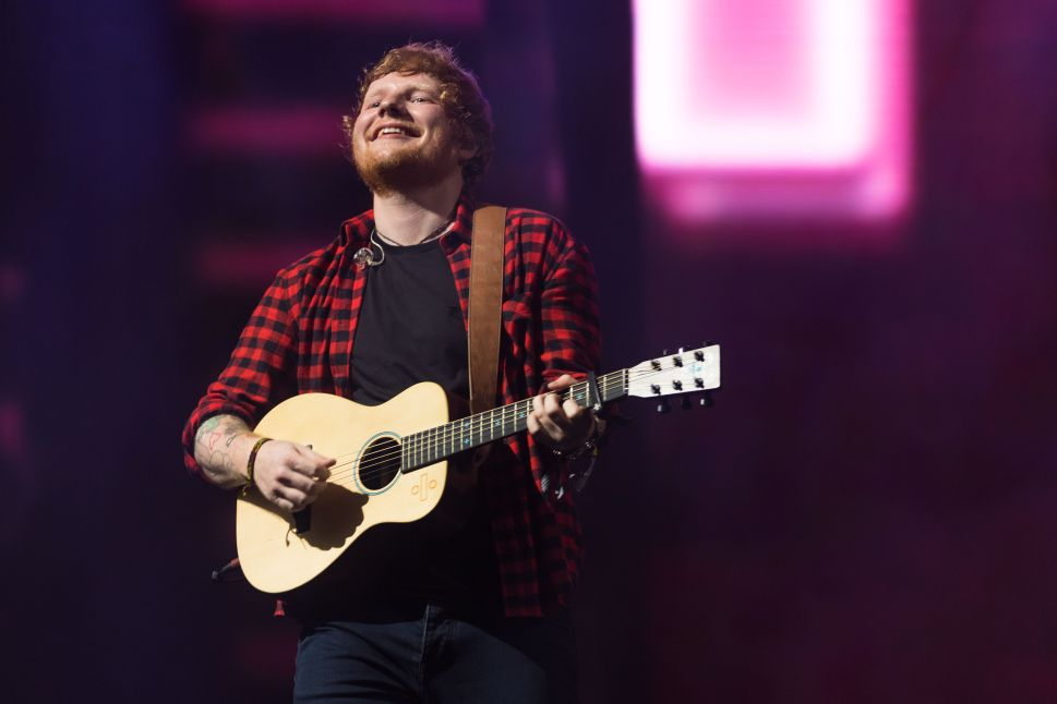 First 'Game of Thrones,' Now 'The Simpsons'—Ed Sheeran Is Becoming a TV Star
