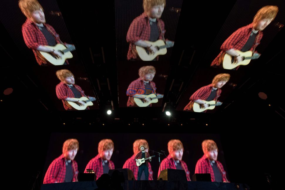Ed Sheeran's 'Shape of You' Is More Inescapable Than You Think