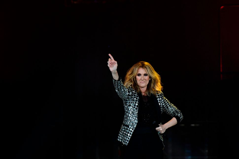 Céline Dion Is a Couture Diva in This Vogue Video
