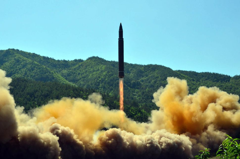 Trump Has 6 Options to Neutralize North Korea—but None Are Good