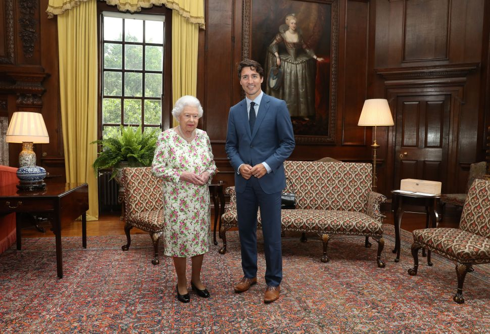 What Gifts Did Justin Trudeau Just Give to the Queen?