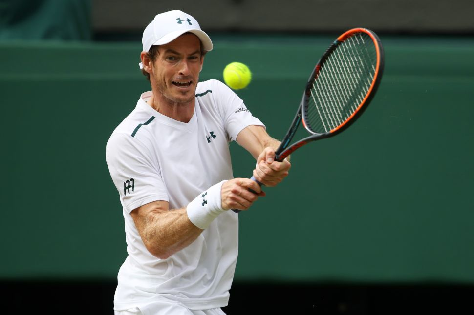 Internet Applauds Andy Murray's Feminism After Perfect Response to Sexist Reporter