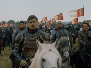 Jaime's victory.