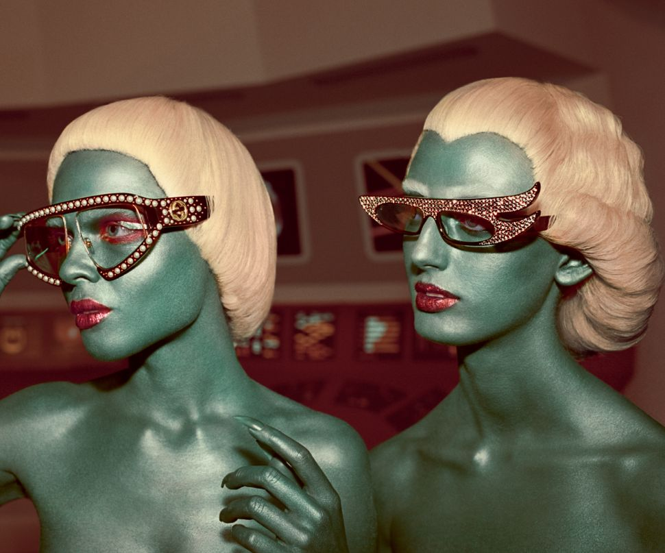 Gucci Isn't the Only Brand to Be Inspired by Science Fiction