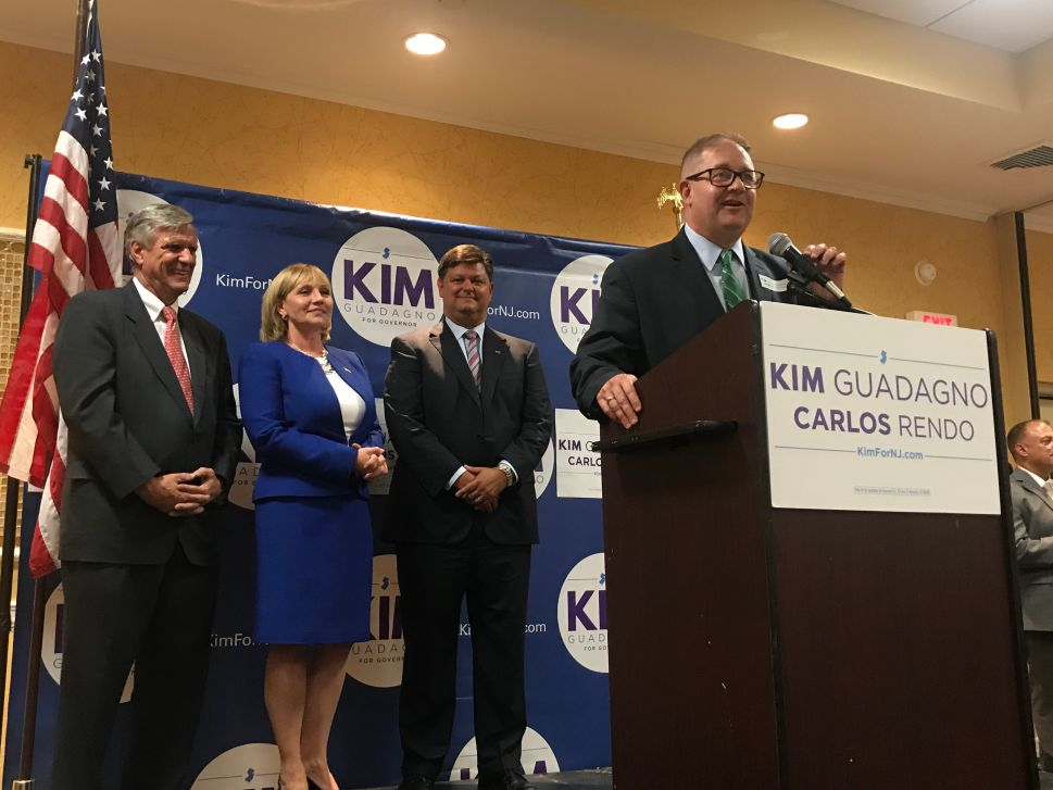 RNC Co-Chair Rallies, Raises Money With Guadagno