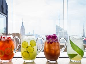 Summer Pitchers at Bar SixtyFive at Rainbow Room