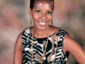 Community Board 12 Chairwoman Adrienne Adams.