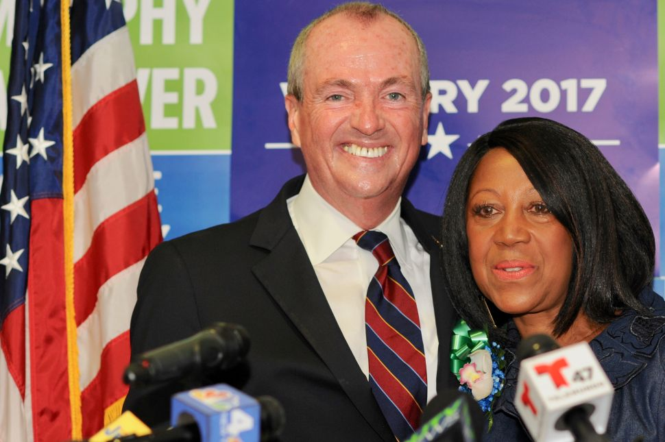 Murphy Has Gotten $3 Million More in Matching Funds Than Guadagno