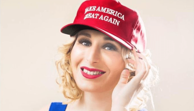 Alt-right activist Laura Loomer is fighting with Uber and Lyft.