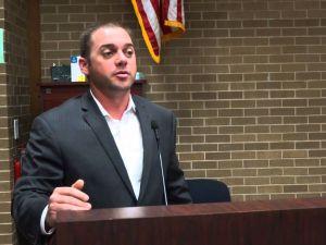 Republican Oklahoma state Sen. Bryce Marlatt.