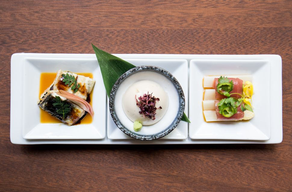 The Best Room Service Sushi in London Is at the New Nobu Hotel