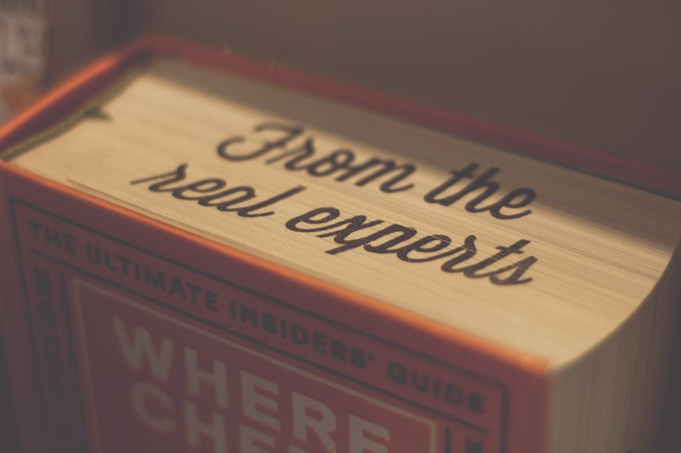 Dear Entrepreneurs: Please Don't Write a Book—We're Begging You