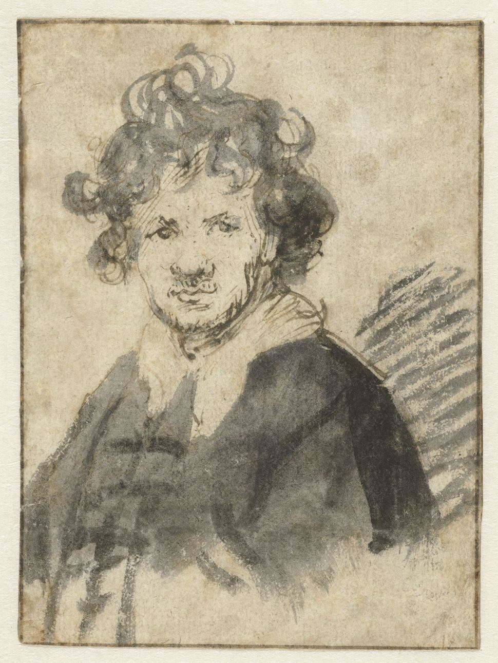 Rijksmuseum Celebrates Rembrandt's Birthday by Putting His Drawings Online
