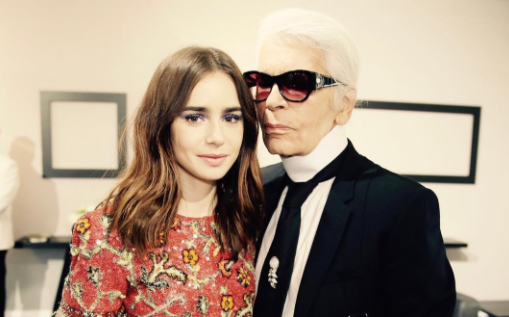 The Best Instagrams This Week: Lily Collins, Victoria Beckham and Cristiano Ronaldo
