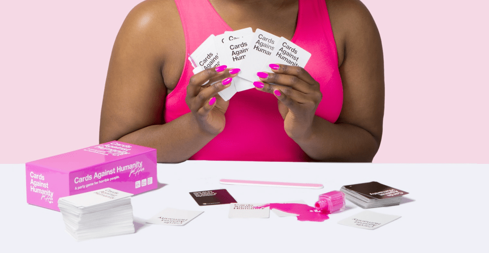 Cards Against Humanity Is Making a Statement With Its New 'For Her' Box