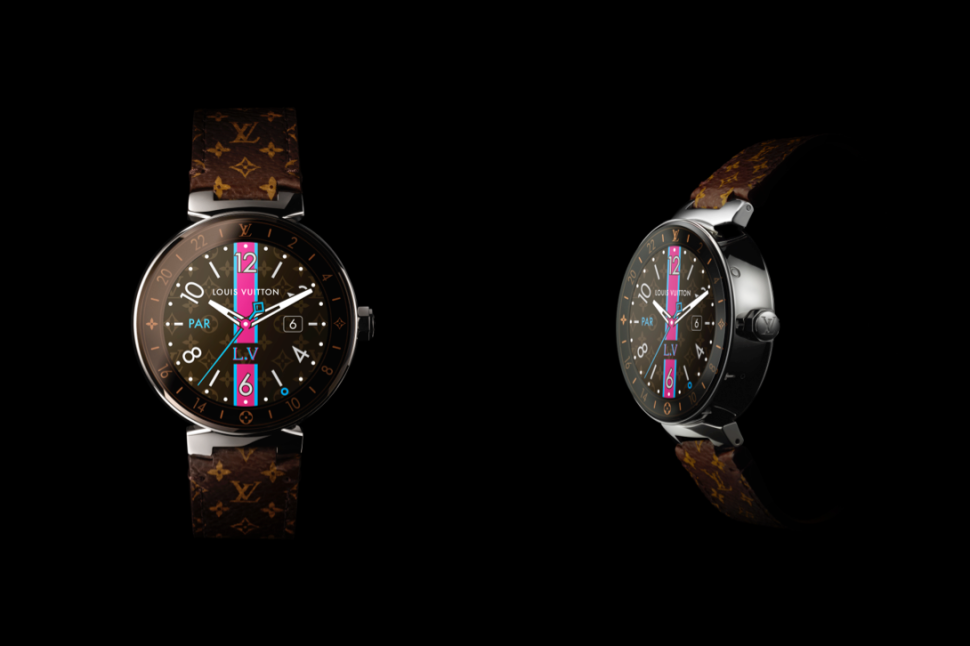 It's About Time Louis Vuitton Introduced a Smartwatch