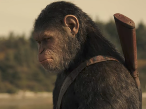 Andy Serkis in ''War for the Planet of the Apes.'