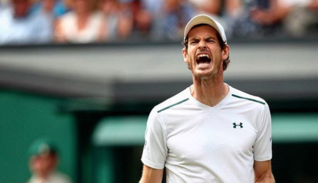 A tough loss for Andy Murray.