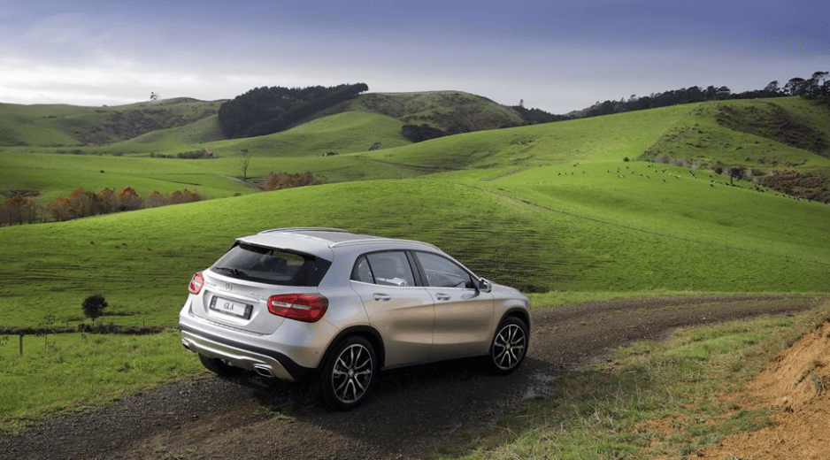 All the Robots in the World Won't Solve Mercedes GLA 250's Problem