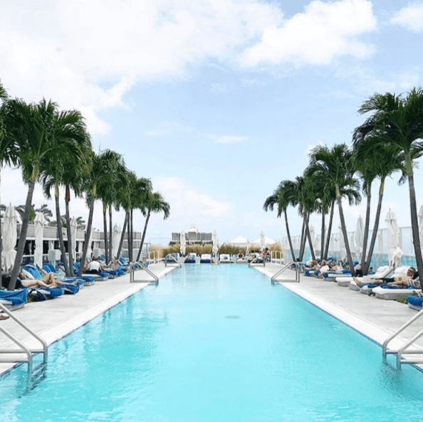 Where Celebrities and Models Were Spotted During Miami Swim Week