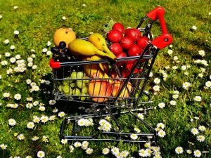 Shrinking shopping carts?