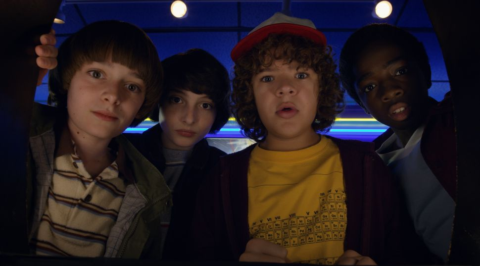 Did 'Stranger Things' Force Two Hollywood Movies to Abandon Halloween Releases?