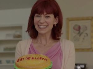 Carrie Preston in To the Bone.