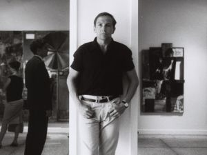 Robert Rauschenberg exhibition, Venice Biennale, June 21, 1964.