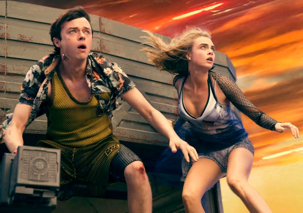 'Valerian and the City of a Thousand Planets': An Uphill Battle in the Box Office