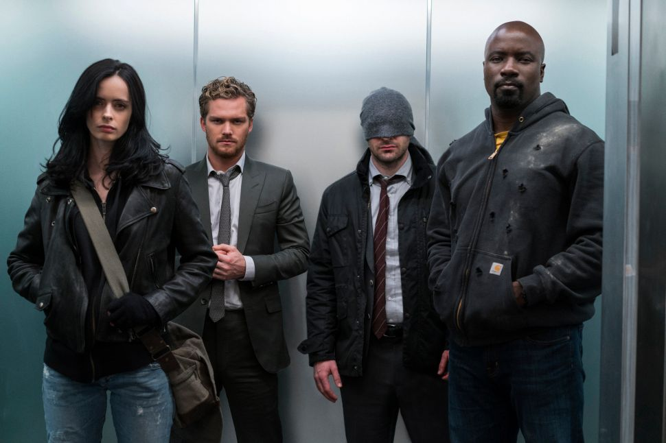 Where 'The Defenders' Costume Designer Found Her Superheroes' Street Clothes