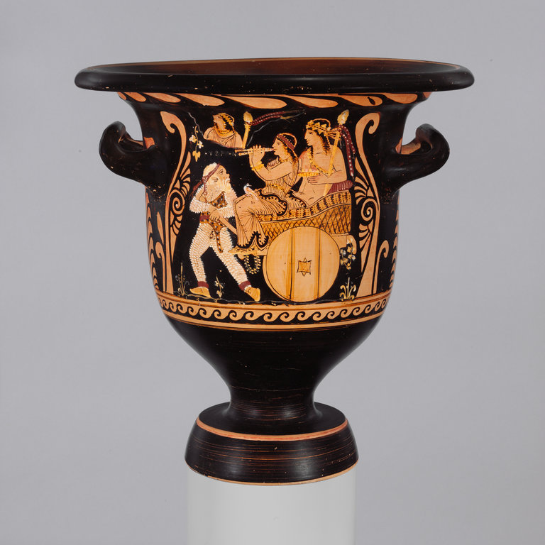 Met Museum Turns Over Two Looted Objects to Authorities
